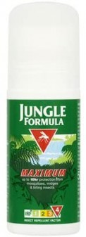 Jungle Formula Maximum Roll ON