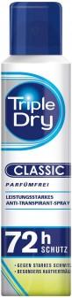 Triple Dry Female Anti-Perspirant Deodorant Advanced Formula Long Lasting Effect