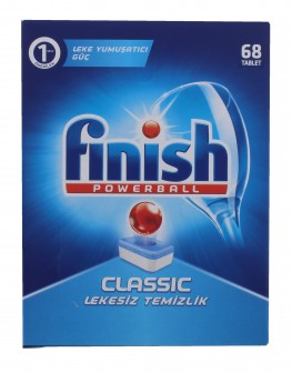 Finish Powerball Classics 68'S