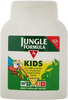 Jungle Formula Insect Repellent Kids Lotion