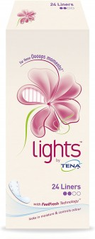 Tena Lights Liners