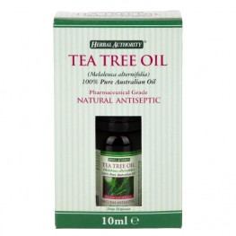 Holland & Barrett 100% Pure Tea Tree Oil 10ml