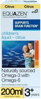 Equazen Eye Q Liquid Citrus