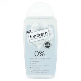 Femfresh Sensitive Intimate 0% Wash