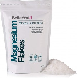Betteryou Magnesium Flakes Original Foot & Body Soak 1kg