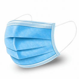 Disposable 3-Ply Face Mask