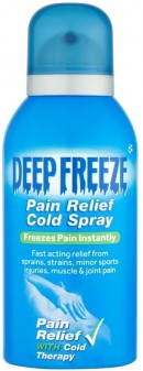 Deep Freeze Cold Spray