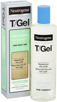 T-Gel Therapeutic Shampoo Oily Hair 250ml