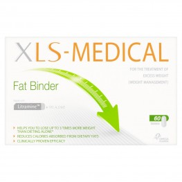 Xls-Medical Fat Binder Tablets 60s