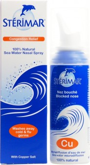 Sterimar Hypertonic Blocked Nose