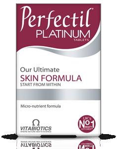 Vitabiotics Perfectil Platinum Tab