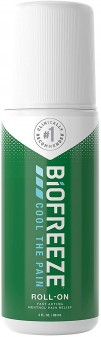 Biofreeze Pain Relieving Gel Roll ON 82g
