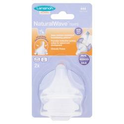 Lansinoh Natural Wave Teat Fast Flow