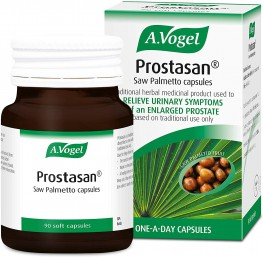 A.vogel Digestion &Amp; Bladder Health Capsules Prostasan Saw Palmetto