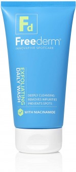 Freederm Exfoliating Face Wash