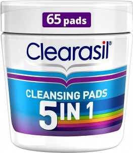 Clearasil Ultra 5 IN 1 Pads 65s