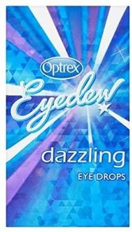 Optrex Eyedew Eyedrops Dazzling 10ml