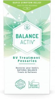 Balance Activ Vaginal Pessaries 2.3g