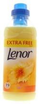 Lenor 665ml Fabric Conditioner 19 Wash Summer Breeze