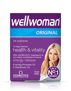 Vitabiotics Wellwoman Original Cap