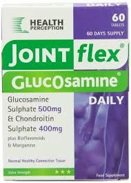 Health Perception Jointflex Daily Glucosamine And Chondroitin 500mg/400mg