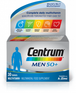 Centrum Advance Men 50+
