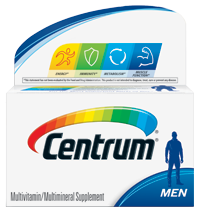 Centrum Advance For Men
