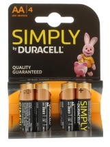 Duracell AA Simply