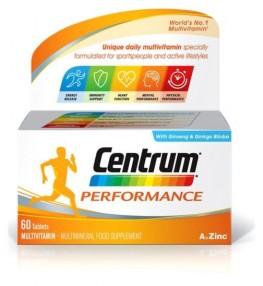 Centrum Performance Tab
