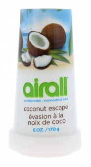 Airall Air Freshener Solid Coconut Escape