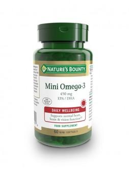 Nature'S Bounty Mini Omega-3 450 MG Epa/Dha