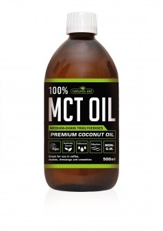 Natures Aid 100% Pure Mct Oil