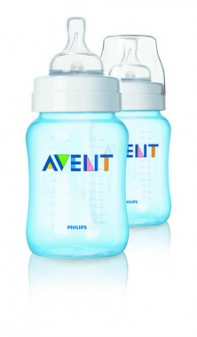 Philips Avent Classic+ Bottle Blue 260ml