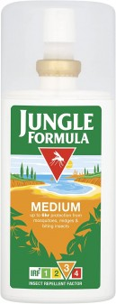 Jungle Formula Insect Repellent Pump Spray Medium