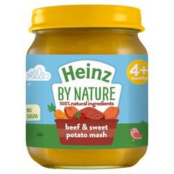 Heinz Beef Sweet Potato Mash