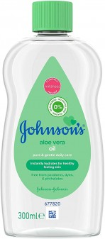 Johnson'S Baby Aloe Vera Oil