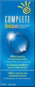 Complete Revitalens Multi-Purpose Disinfecting Solution