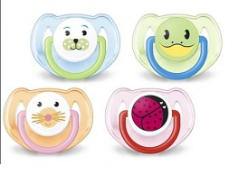 Philips Avent Fashion Animals Soothers 6-18m