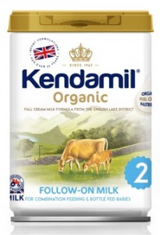Kendamil Stage 2 Organic Follow-ON Milk
