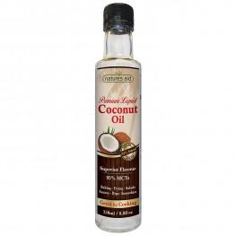 Natures Aid Coconut Oil Liquid