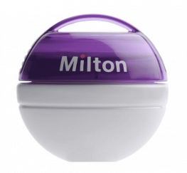 Milton Mini Soother Steriliser Purple