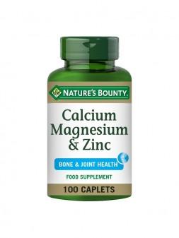 Nature'S Bounty Calcium Magnesium & Zinc