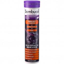 Sambucol Immuno Forte Effervescent 15'S
