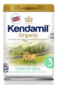 Kendamil Stage 3 Organic Toddler Milk