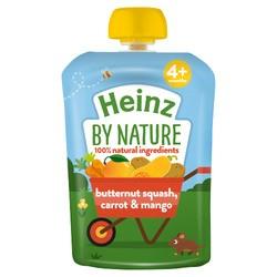 Heinz Butternut Squash,carrot & Mango