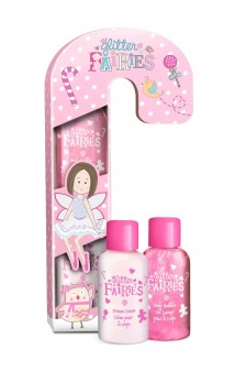 Grace Cole Glitter Fairies Sweet AS Candy (Body Wash & Body Cream)