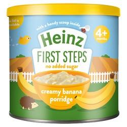 Heinz Creamy Banana Porridge