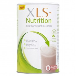 Xls Nutrition Strawberry 400g