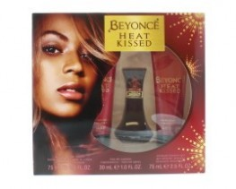 Beyonce Heat Kissed Set 3pc (Edp Spry, Body Lotion & Shower Gel)