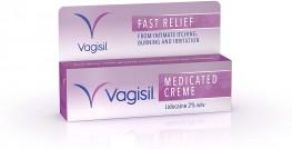 Vagisil Medicated Creme 30g